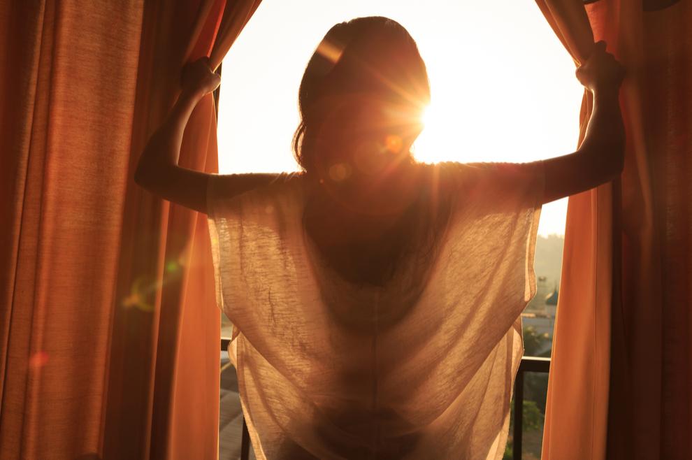 Da se u suncu umijem, i s Tobom započnem dan...