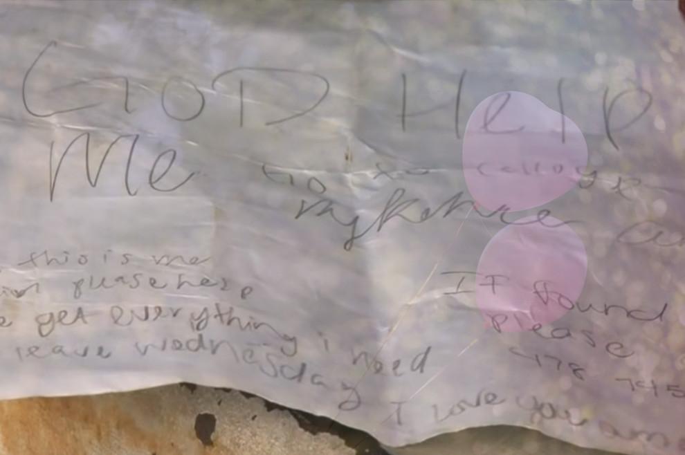 Djevojka je zakačila pismo za balone i poslala ga Bogu, a On joj je uslišio molitvu na nevjerojatan način