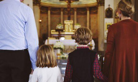 'Moja djeca misle da ne moraju ići u crkvu jer moj suprug ne ide. Što da radim'