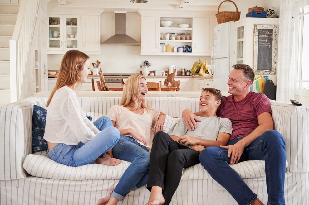 Okupaj svoju obitelj u Božjim obećanjima i molitvi i gledaj kako neprijatelj bježi