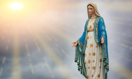 Posvetna molitva Mariji