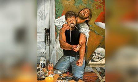 Skrivena priča iza slike na kojoj ovisnik iglom ubrizgava heroin u Isusovu ruku