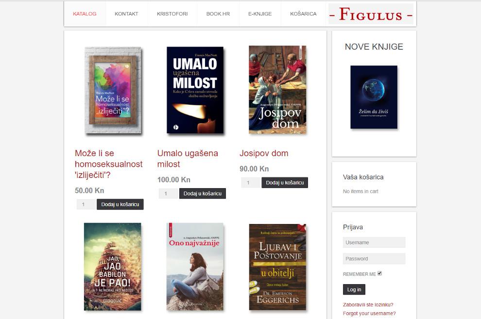 Važna obavijest za korisnike naše web-knjižare