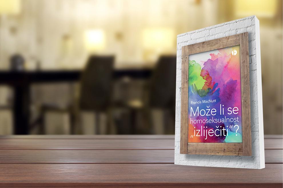 Knjiga Može li se homoseksualnost izliječiti
