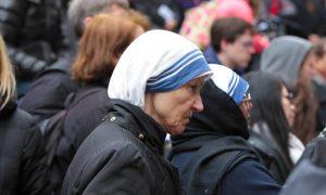 Molitva sv. Majke Terezije na početku novog radnog dana