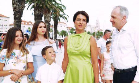 Obitelj splitskog gradonačelnika poziva na Nacionalni susret hrvatskih katoličkih obitelji u Splitu i Solinu