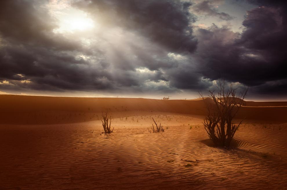 Zašto je Isus bio kušan u pustinji (kako je to povezano s nama)