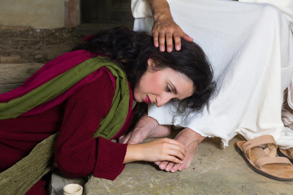 """Isus čini čudo u Magdali i drugi se put susreće s Magdalenom: """"Nije došao da spasi spašene, nego da spasi izgubljeneˮ"""