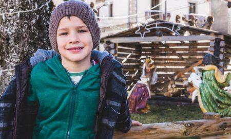 Dva djeteta ili Što pokloniti Isusu