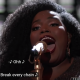 Svojom izvedbom poznate slavljeničke pjesme podigla The Voice na noge