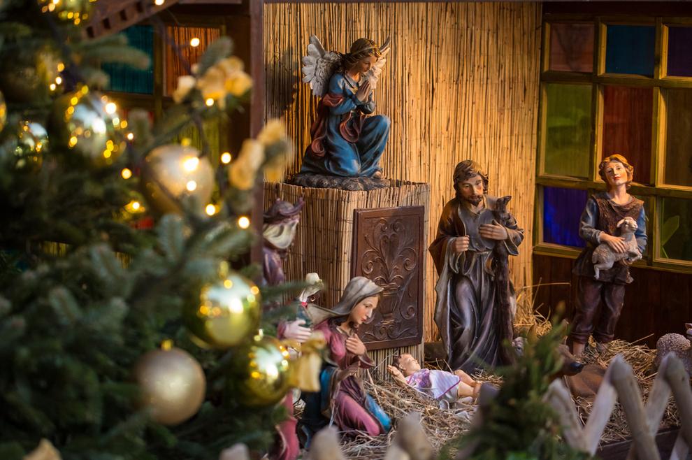 Fra Petar Ljubičić: Krist je svojim rođenjem podijelio ljudsku povijest na vrijeme kada je čovjek čeznuo za Bogom, i na vrijeme kada Bog čezne za čovjekom