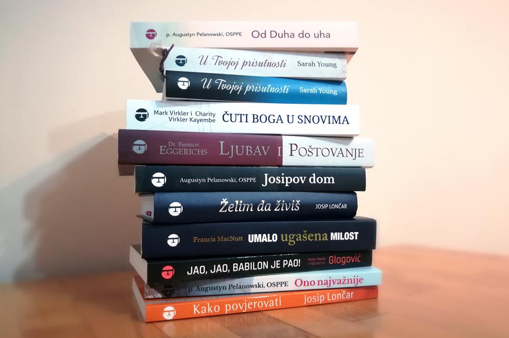 """Nova knjiga patera Pelanowskog """"Od Duha do uha"""" najtraženija je knjiga u listopadu. Evo koje se još knjige nalaze na popisu najčitanijih"""