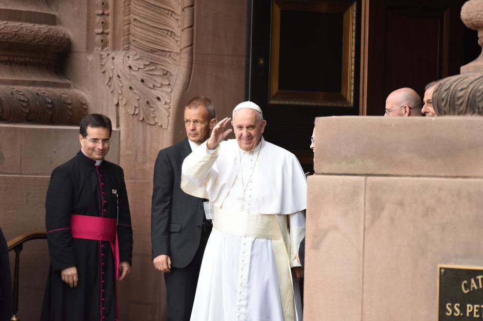 Papa Franjo: Ja sam spasio Međugorje