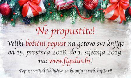 Za vas smo pripremili veliki božićni popust u našoj web-knjižari