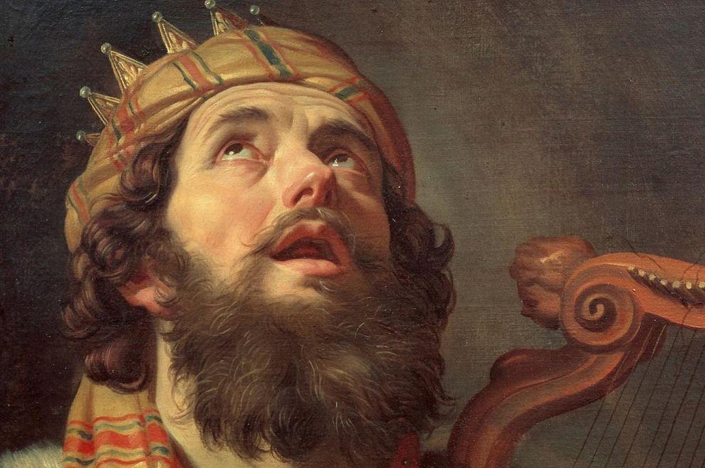 U trenutku kada je kralj David izgubio sve, pronašao je Boga…
