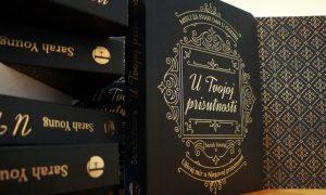 """Darujemo vam knjigu """"U Tvojoj prisutnosti"""" u novom ruhu. Ovaj put verziju za muškarce!"""