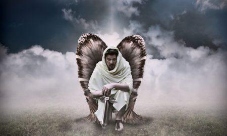 Što će anđelu mač