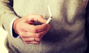 Bog me je oslobodio ovisnosti o cigaretama i teške plućne bolesti