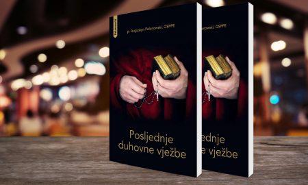 """""""Posljednje duhovne vježbe"""" – nova knjiga p. Pelanowskog donosi odgovore na pitanja o smislu života, samoći, patnji…"""