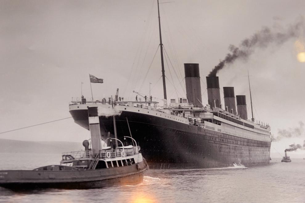 """Priča o svećeniku s """"Titanica"""": Mnogi su predlagali njegovu kanonizaciju, a herojski čin svojevremeno je pohvalio i papa Pio X."""