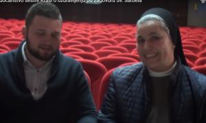 """VIDEO Časna sestra Krasi: """"Ozdravila sam po zagovoru sv. Šarbela Makhloufa!"""""""