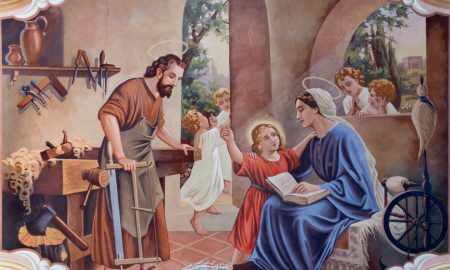 """""""Šutio je u Nazaretu, šuti kroz stoljeća…"""""""