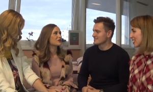 VIDEO Mirjana i Marko Matijašević o ljubavi, hodanju i braku