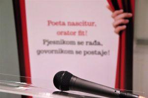 Želiš u kratkom vremenu poboljšati svoje govorničke vještine i javni nastup? Prijavi se!