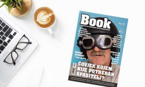 """Postoji li čovjek kojem nije potreban Spasitelj?! Novi broj """"Booka"""" na svim kioscima!"""
