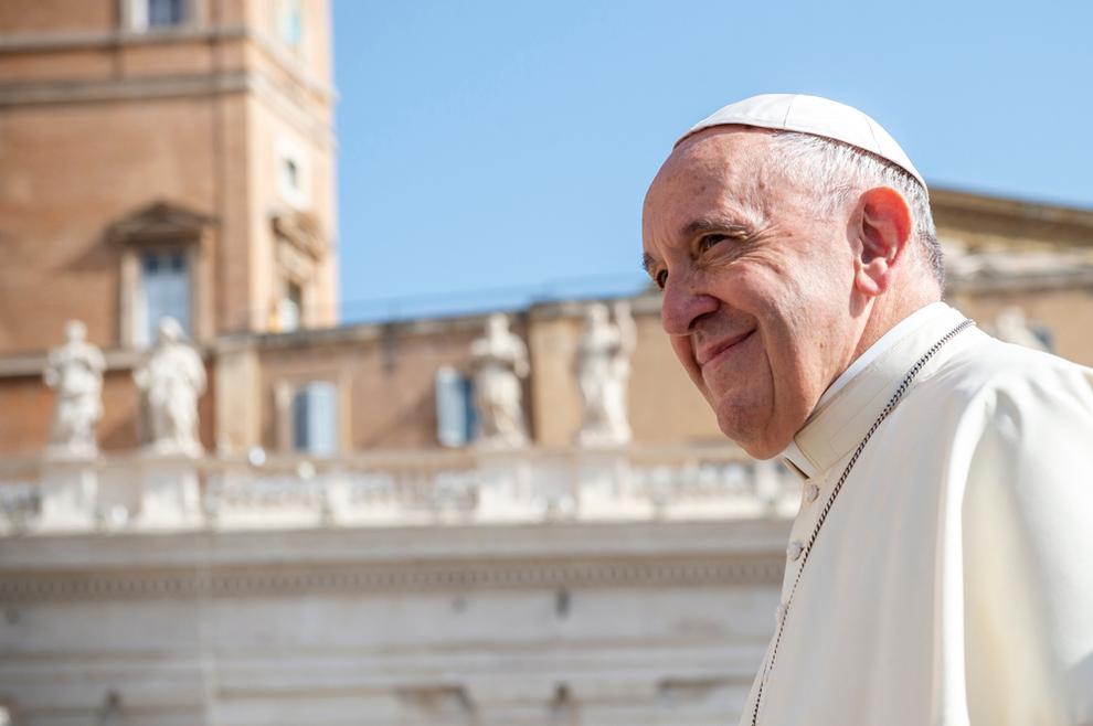 Papa Franjo: Duh Sveti voli djelovati kroz Sveto pismo
