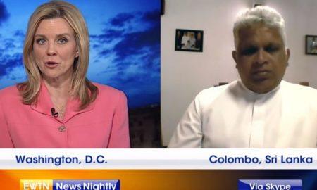 VIDEO Svećenik koji je izbjegao tragediju na Šri Lanki: 'Bog mi je spasio život'