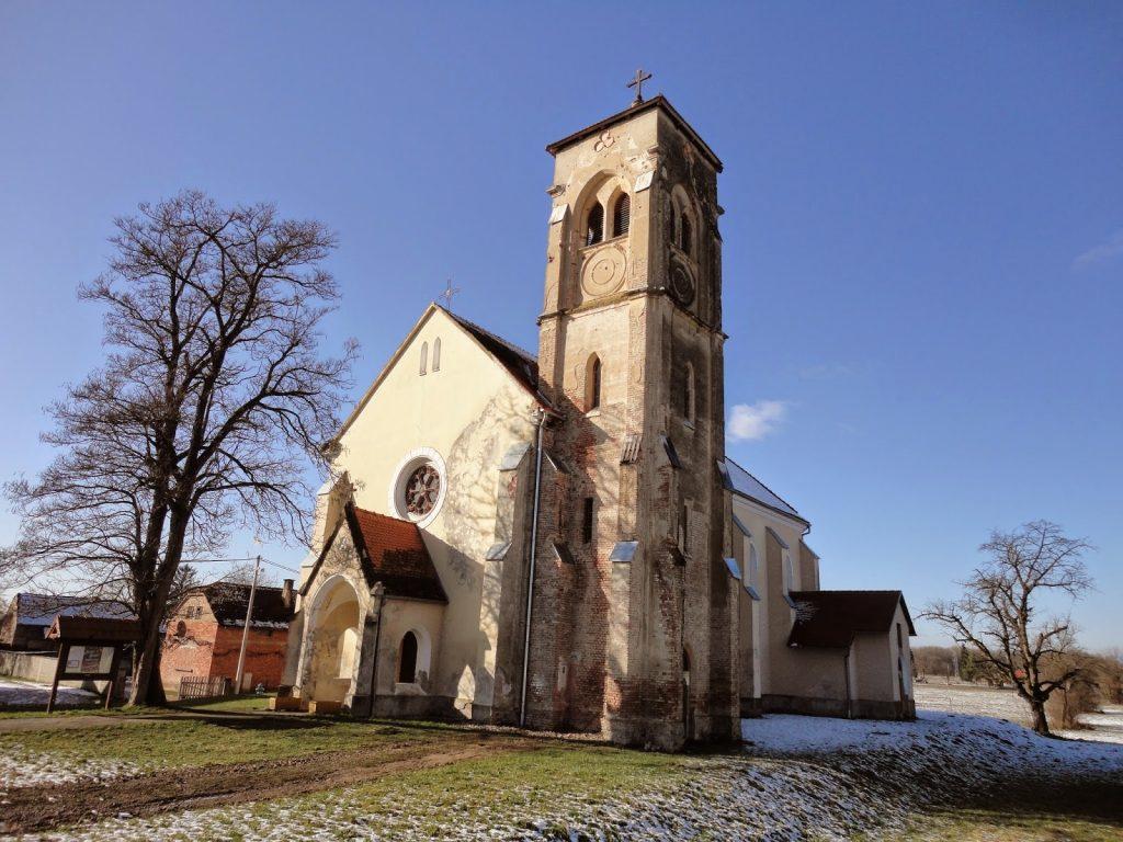 Župa sv. Antuna, Bukevje
