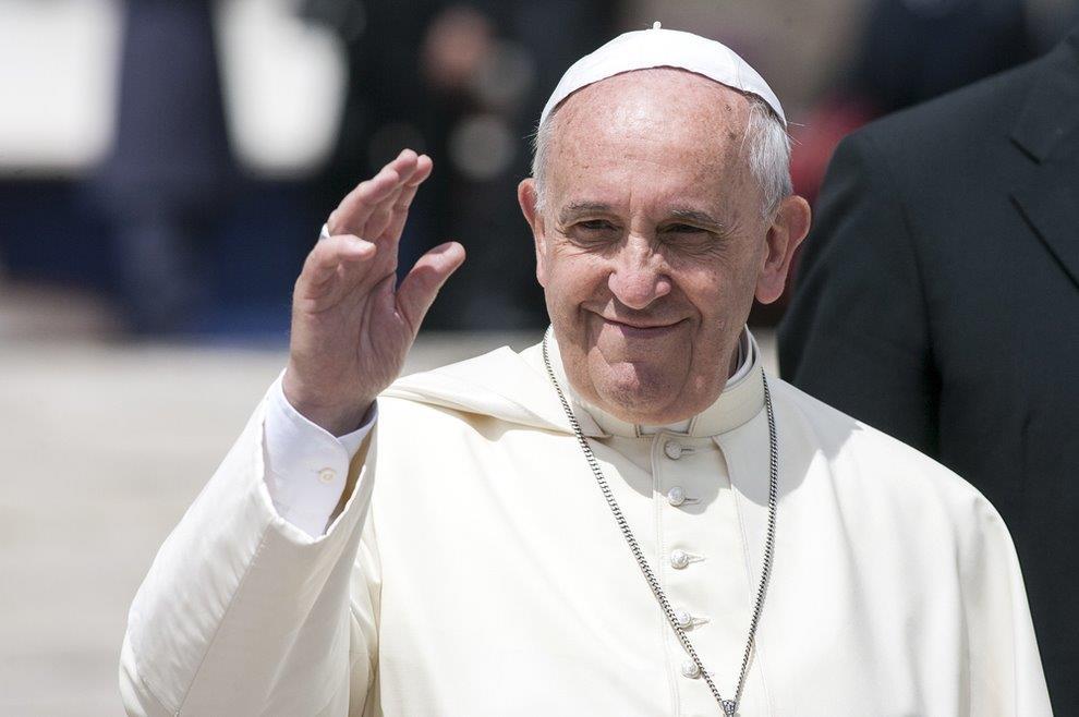 Papa Franjo o kanonizaciji kardinala Stepinca: 'On je dobar čovjek, blaženik, no još se produbljuju neke točke kako bi istina bila jasna'