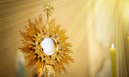 Pred Presvetim Oltarskim Sakramentom doživjela sam Njegovu Ljubav