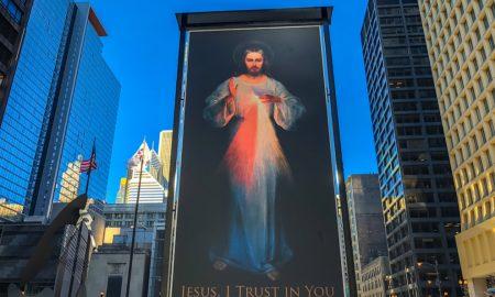 VIDEO Projekcija dokumentarnog filma o izvornoj slici Božjeg Milosrđa u Zagrebu