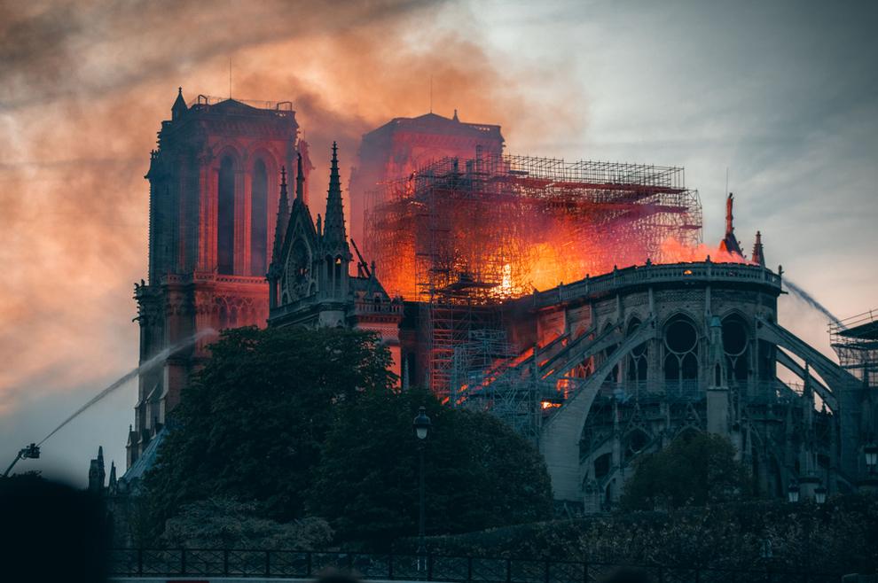 Prema prvim rezultatima istrage, požar u katedrali Notre-Dame nije podmetnut
