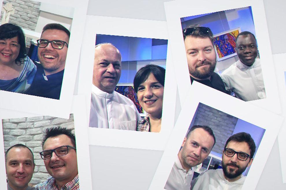 Uključite se u novu kampanju Laudato TV-a: Pošalji selfie s najdražim svećenikom i osvoji nagradu!