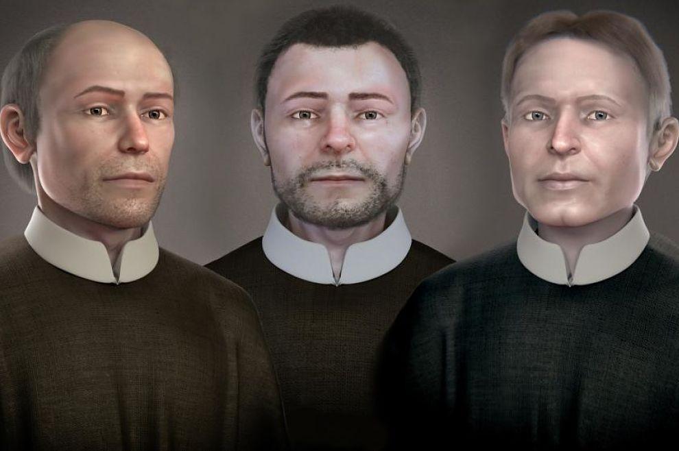 Je li ovako izgledao sv. Marko Križevčanin?