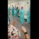 VIDEO Pogledajte kako liječnici u jednoj američkoj bolnici mole za svoje pacijente i njihove obitelji