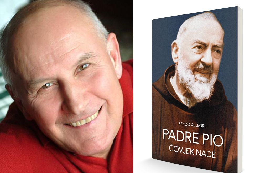 Nova knjiga nagrađivanog talijanskog novinara o životu kapucina i mistika iz Pietrelcine: 'Padre Pio – čovjek nade'