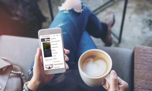 Dodaj portal Book.hr na početni zaslon svog mobitela ili tableta