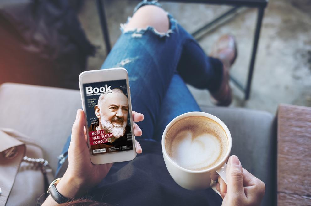 """Prelistaj listopadski broj """"Booka""""!"""