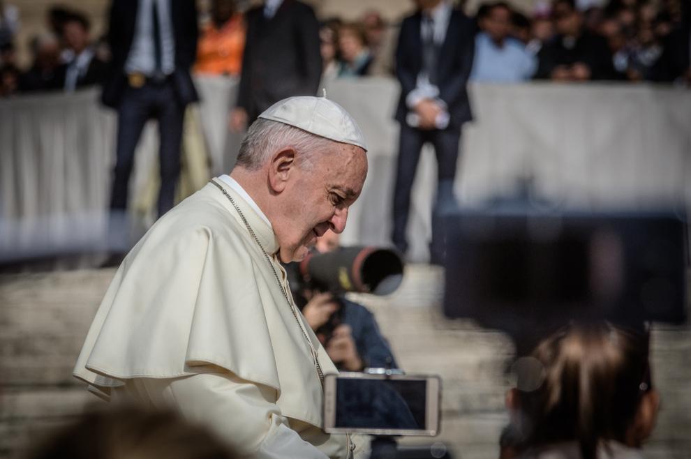 Papa: Mnogi se boje riskirati i zadovoljavaju se lažnim mirom – tu nema života