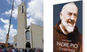 Predstavljanje knjige 'Padre Pio – čovjek nade' u kapucinskom samostanu i župi sv. Leopolda Mandića u Zagrebu