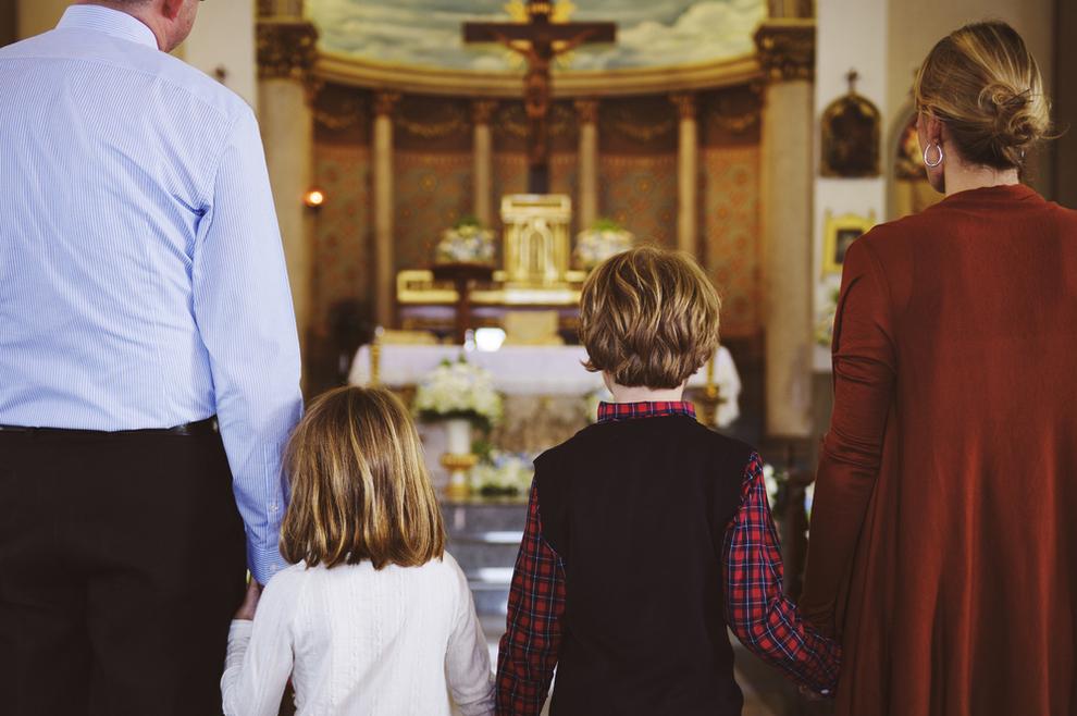 Savjeti koji vam mogu olakšati odlazak na Misu s djecom