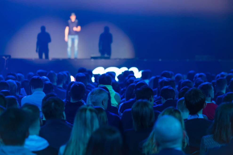 Tomislav Ivančić o tome kako se nositi sa strahom od javnoga nastupa