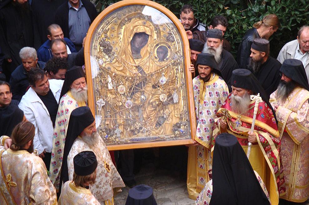 Osmogodišnja djevojčica nijema od rođenja progovorila pred čudotvornom ikonom Majke Božje
