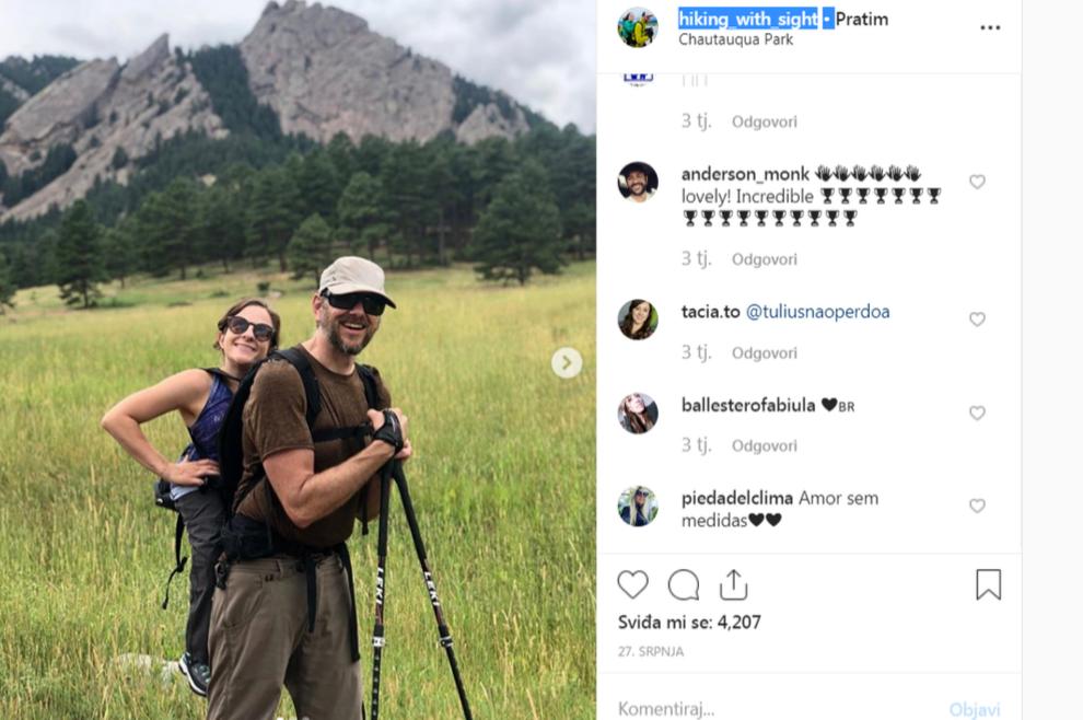 Planinari iz snova: On ju nosi na leđima, a ona ga usmjerava