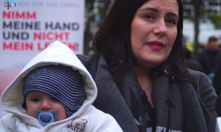 VIDEO Sudionici molitvene inicijative u Njemačkoj doživljavaju napade i ismijavanja