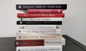 U rujnu ste najviše tražili knjigu o životu Padra Pija. Evo koje su još knjige na popisu najprodavanijih